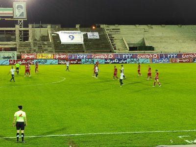 صعود ملوان انزلی به مرحله نیمه نهایی جام حذفی با فتح خیبر