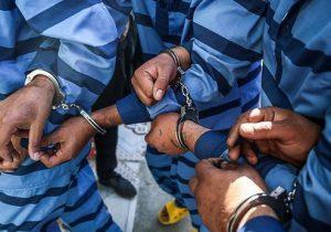 دستگیری عاملان شرارت و درگیری در ساحل توسط پلیس شهرستان خمام