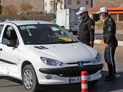 ترافیک ۶ کیلومتری در رودبار | ۲۰ هزار خودرو از ورودیهای گیلان برگشت داده شد
