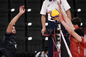ایران ۲ – ژاپن ۳ | پایان رویای المپیک برای والیبال ایران