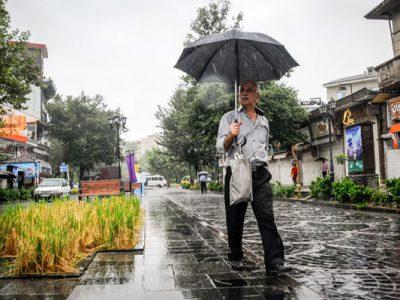 باران و رعد و برق در راه گیلان   کاهش ۲ تا ۴ درجهای دمای هوا