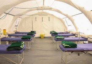 رئیس بیمارستان پورسینای رشت: افزایش بیماران کرونایی در بیمارستان پورسینا یک زنگ خطر است