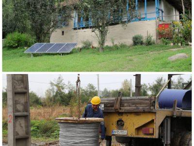 افتتاح ۵۹۴ پروژه دستاوردهای شاخص خدمت رسانی شرکت توزیع برق گیلان در هفته دولت سالجاری