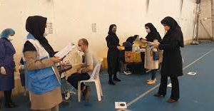 بازگشایی تمام مراکز برای تزریق دوز دوم واکسن در رشت از روز دوشنبه