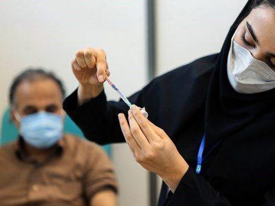 شدت کرونا در واکسنزدهها کمتر است | شروع تزریق مجدد دوز نخست واکسن در رشت از امروز