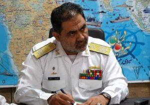 انتصاب امیر شهرام ایرانی به فرماندهی نیروی دریایی ارتش جمهوری اسلامی ایران