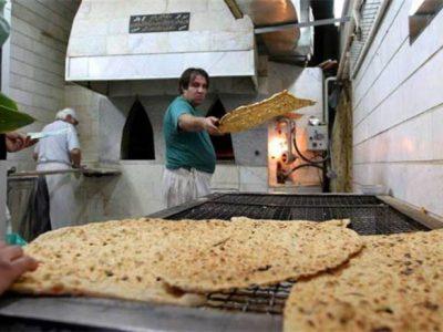 از کمبود سهمیه تا آردفروشی برخی واحدهای نانوایی در گیلان