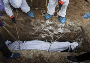 واکنش سازمان آرامستانها به حواشی قیمت قبور برای بیماران کرونایی در باغ رضوان رشت