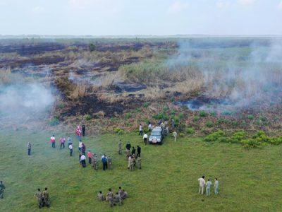 آتشی که نقش بر آب شد | چرا سودجویان در تصرف تالاب انزلی ناکام ماندند؟