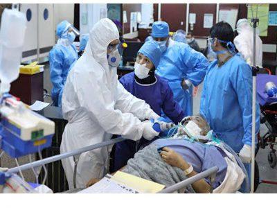 جابجا شدن ویروس کرونا در بین مردم | ۲۰۰۰ بیمار سرپایی روزانه داریم