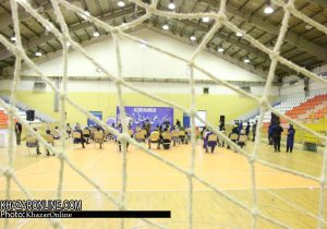 وجود والیبالیستهای جوان گیلانی در تیم ملی موجب افتخار ورزش استان است