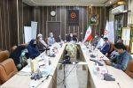 برگزاری نشست مشترک مسئولان اجرایی و فعالان امور نابینایان با وزیر تعاون ، کار و رفاه اجتماعی