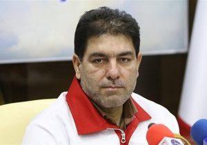 کریم همتی از ریاست جمعیت هلال احمر استعفا کرد