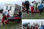 سقوط مرگبار دختر جوان در منطقه خربو ماسوله