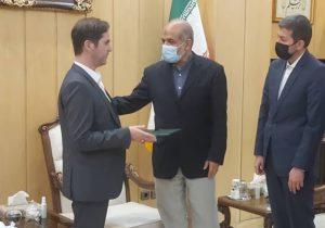 با حکم وزیر کشور، سید امیر حسین علوی شهردار رشت شد + تصاویر
