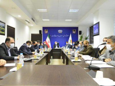کارگروه تسهیل و رفع موانع تولید در منطقه آزاد انزلی برگزار شد