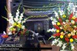 مراسم بزرگداشت همسر معاون دادگستری استان گیلان