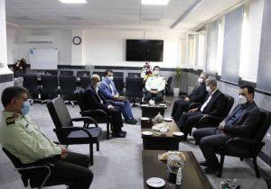 مدیرعامل برق منطقهای گیلان: نیروی انتظامی نقش خطیری در حفاظت از تاسیسات برق دارد